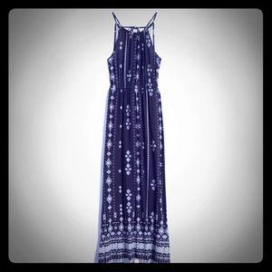 EUC Stitch Fix Knit Maxi Dress